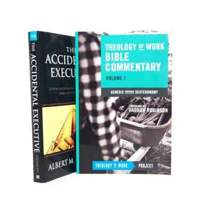 Theology of Work Bible Commentary Volume 1
