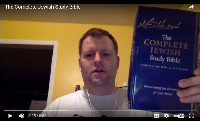 dan greegor's review of the complete jewish study bible