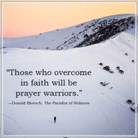 Donald Bloesch quote