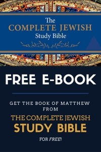 God with Us: A Beautiful Reminder from The Complete Jewish Study Bible