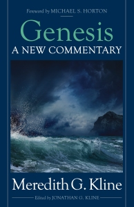 Genesis: A New Commentary by Meredith G. Kline