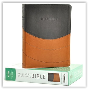 Hendrickson's NIV MInistry Essentials Bible