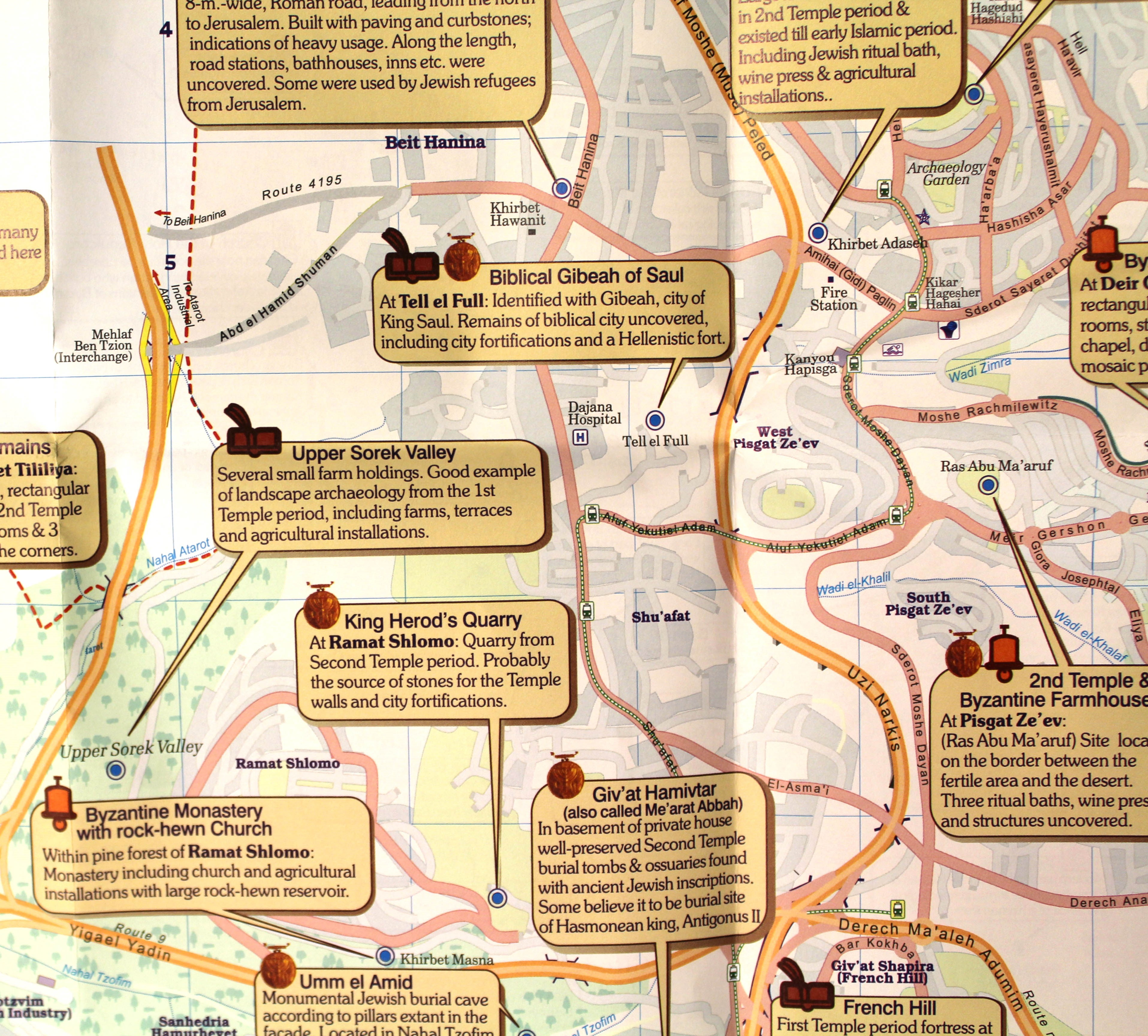 Carta's Newest Maps: Jerusalem: Biblical Archaeology and ... on signposts of the times, jordan river israel bible times, map of middle east during bible times, map of moab bible times, map of bethel in bible times, maps from the bible, maps of babylonian conquest of judah, maps of the bible then and now, map of corinth in bible times, maps of ancient israel bible, map of sea of galilee in bible times, map of ancient bible times, maps of bible history online, map of shechem in bible times, israel in roman times, maps of middle east in time of moses, israel in new testament times, maps of roman empire over time, maps of mesopotamia that you can label, maps of babylon bible,